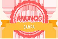 Anúncio Sampa